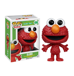 1 rue Sésame Figurine POP! TV Vinyl Elmo 9 cm