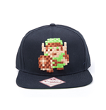 The Legend of Zelda casquette hip hop Link 8bit