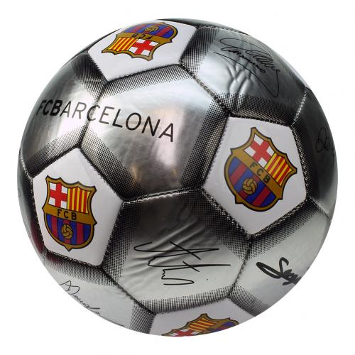 Ballon de Football FC Barcelone - Autographes