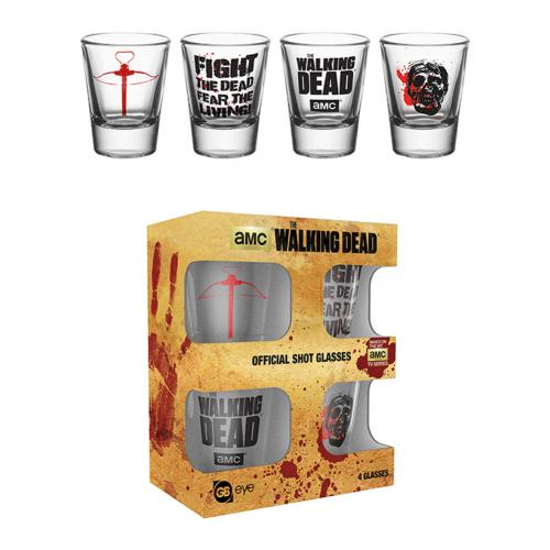 Verre The Walking Dead 222743