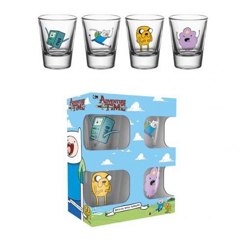 Verres à Shot Adventure Time