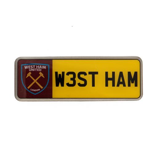 Badge West Ham United 222754