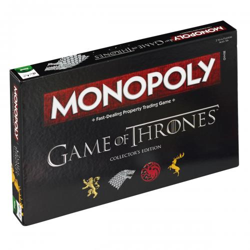Monopoly Le Trône de fer (Game of Thrones)