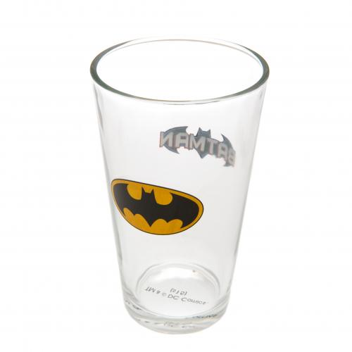 Verre Batman - Logo