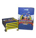 Sonic the Hedgehog cahier A5 Game Over