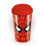 Marvel Comics mug de voyage Spider-Man Eyes