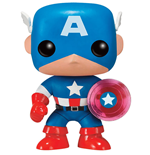 Figurine Captain America  223445