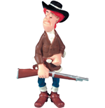 Figurine Lucky Luke  223452