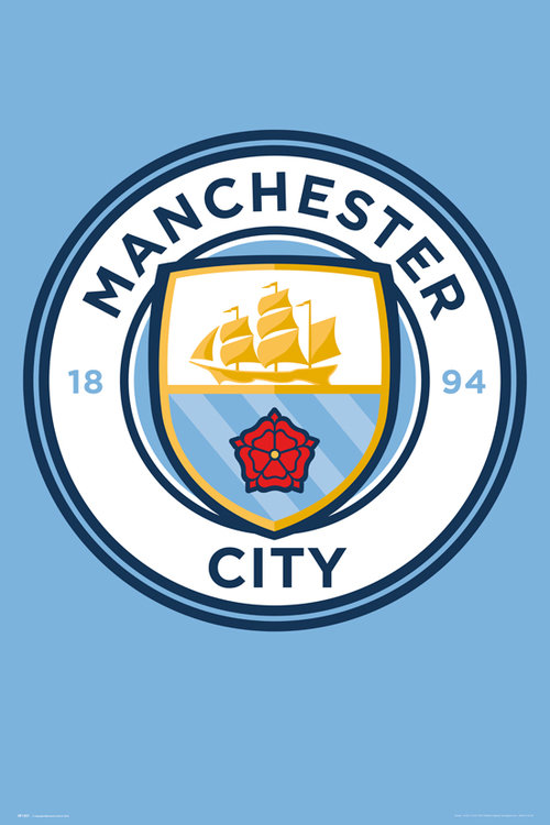 Poster Manchester City FC 223511