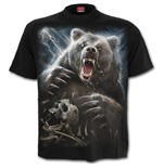 T-shirt Spiral - Bear Claws