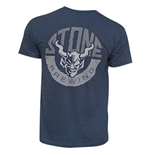 T-shirt Stone Brewing Company - Horns