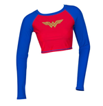 Rashguard Wonder Woman