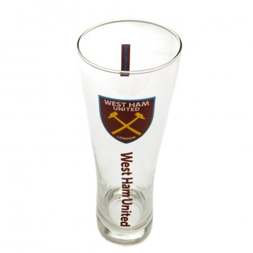 Verre à Bière Long West Ham United FC