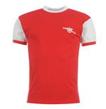 Maillot de Football Score Draw Arsenal FC 1971 Home