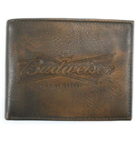 Portefeuille Double Volet Budweiser