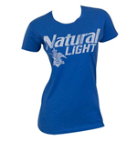 T-shirt Natural Light pour femme