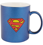 Superman mug porcelaine Logo