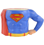 Tasse Superman - Torse