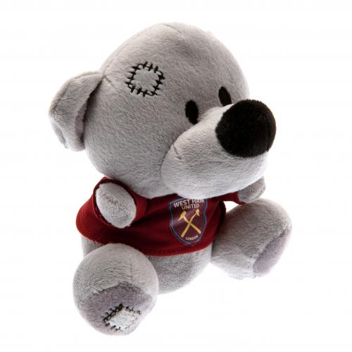 Ours en Peluche Timmy West Ham United FC