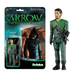 Arrow ReAction figurine Arrow (Unmasked) SDCC 2015 8 cm