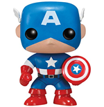 Figurine Captain America  225358