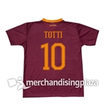 Maillot Replica AS Rome Home 2016/17 (Totti 10)