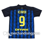 Maillot Replica Inter Milan Home 2016/17 (Icardi 9)