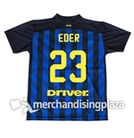 Maillot Replica Inter Milan Home 2016/17 (Eder 23)
