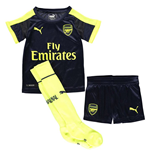 Tenue de Football Arsenal FC Third Cup Mini Kit 2016-2017