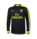 Maillot Manches Longues Arsenal FC Third Cup Puma 2016-2017