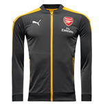 Veste Arsenal FC Stadium Puma 2016-2017 (Gris) - Enfants