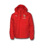 Veste Imperméable Arsenal FC Puma Performance 2016-2017 (Rouge)