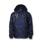 Veste Imperméable Arsenal FC Puma Performance 2016-2017 (Bleu)