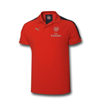 Polo Arsenal 2016-2017 (Rouge)
