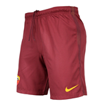Short de Football AS Rome Home Nike 2016-2017 (Rouge)