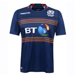 Maillot de Rugby Écosse 7s Poly Home 2016-2017