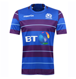 Maillot Écosse rugby 2016-2017 (bleue)