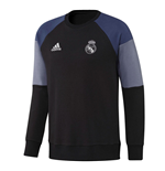 Sweat shirt Real Madrid 2016-2017 (Noir)