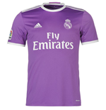 Maillot de Football Real Madrid Adidas Away 2016-2017