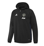 Sweat shirt Manchester United FC 2016-2017 (Noir)