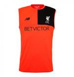 T-shirt Liverpool FC 2016-2017 (Rouge)
