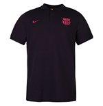 Polo FC Barcelone Nike Core 2016-2017 (Violet)