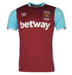 Maillot West Ham United 2016-2017 Home