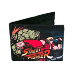 Portefeuille Street Fighter