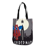 Sac shopping Spiderman