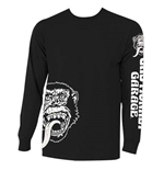 T-shirt Manches Longues Gas Monkey Garage Logo
