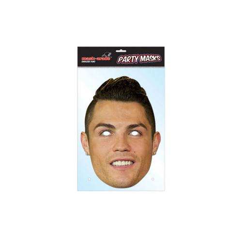 Masque Real Madrid Cristiano Ronaldo