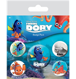 Badge Finding Dory 227288