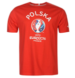 Maillot Pologne Football (Rouge)