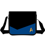 Star Trek sac à bandoulière Blue Suit